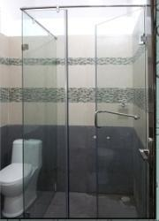 Glass Partition Modern Bathroom Partitions Manufacturer From Thrissur - Bathroom partitions prices