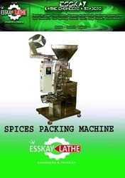 Automatic Packaging Machine for Powder & Spices