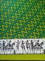Stripe Printed Cotton Fabric