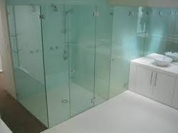 Aluminum Bathroom Doors And Windows Bathroom Shower Area Glass