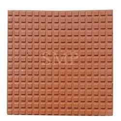 Red Cadbury Tile Moulds