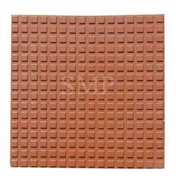 Red Cadbury Tile Moulds