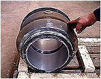 White Metal Lining of Steel Bearings