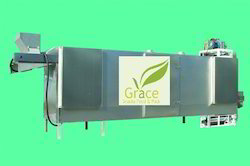 Continuous Food Snacks Drying Machine