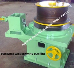 Bullblock Wire Drawing Machine