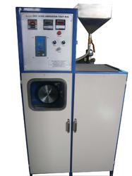 Dry Sand Abrasion Test Rig For Laboratory Equipment