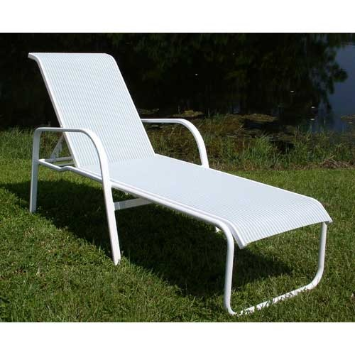 Aluminium Pool Chair