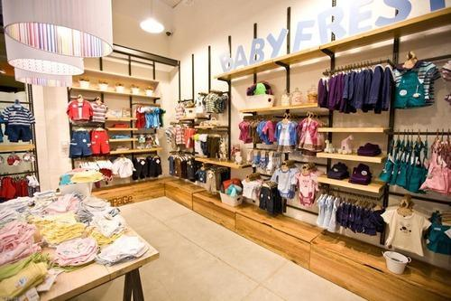 Baby Clothes Showroom Display Racks At Rs 560 Square Feet
