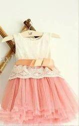 Peach Kid Dresses