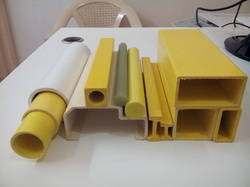Fiber Glass Section