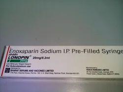 Enoxaparin Sodium Pre-Filled Syringe