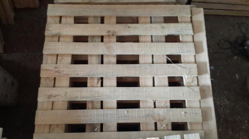 4 Way Pine Wooden Pallets, Dimension/Size: 1200 X 800, Rs ...
