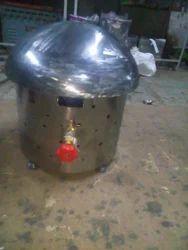 Rumali Roti Gas Burner