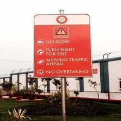 Retro Reflective Sign Board  Service