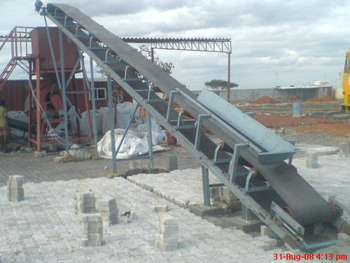 Belt Conveyors - Biomass Chain Conveyor Manufacturer from Chennai