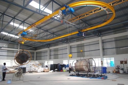 Industrial Monorail System Manufacturer From Vadodara