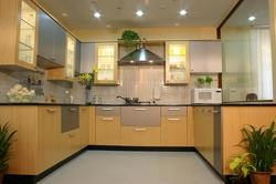 Premium U Shaped Modular Kitchen