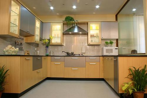 Premium U Shaped Modular Kitchen