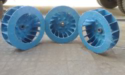 FRP Lining Impeller