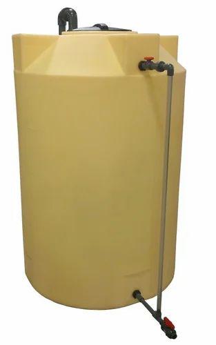 Sodium Hypochlorite Storage Tanks
