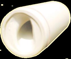Metal Sleeve Bonded Food Grade Rubber Stator & Rotor