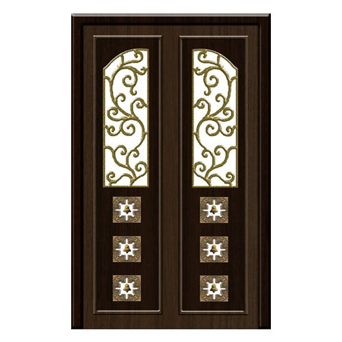 Design Doors Decorative Brass Door Manufacturer From Pune