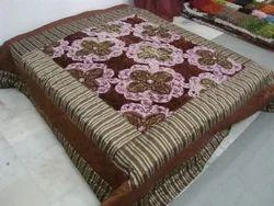 Flower Design Quilt