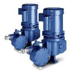 Hydraulically Actuated Diaphragm Metering Pump