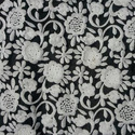 Viscose Embroidered Fabric