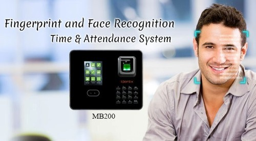 biometric face scanner