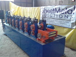 W Crash Beam Barrier Roll Forming Machine