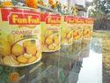 Canned Natural Orange Juice