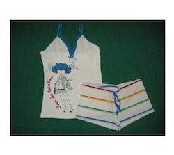 Girls Fancy Top & Shorts