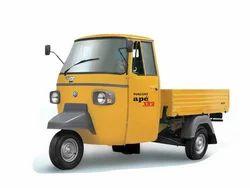 Three Wheelers Piaggio Ape City Auto Rickshaw Exporter From Mumbai