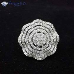 American Diamond Designer Rings