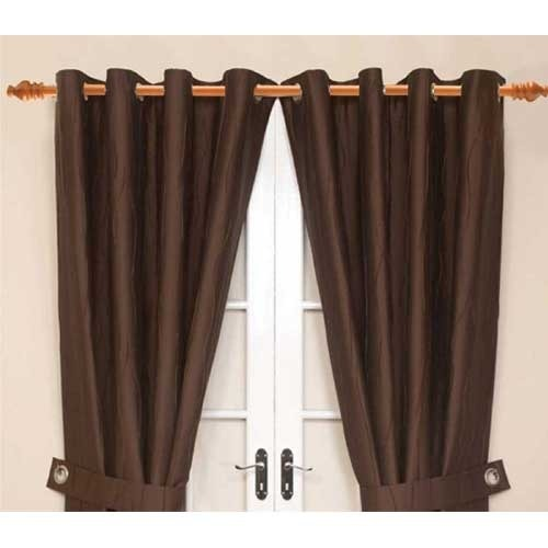 Wooden Curtains Rods At Rs 80 Square Feets