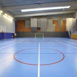 Vinyl Indoor Sports Flooring