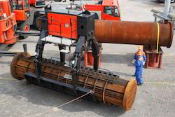 Hydraulic Bundle Puller