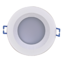 Shah Electronics 6w Led Dome - Round Recess Mounting Light, Voltage Range : 110 ~ 270 Vac