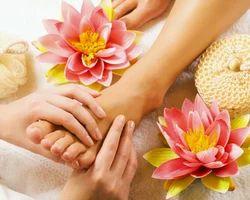 Feet Care Service