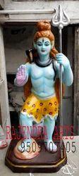 Shiv Ji Fiber Statues