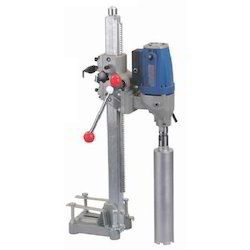Diamond Core Cutting Drill Machine for Concrete, Pillar