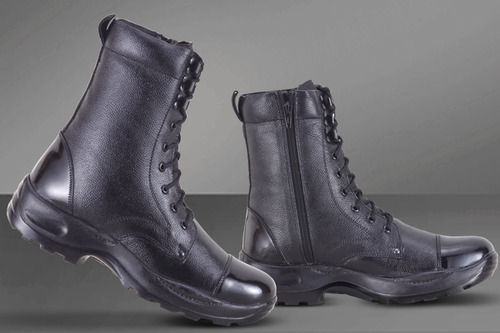 skechers mens zipper boots