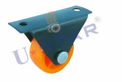Single Wheel Light Duty Fix Caster