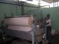 White Canvas Cloth