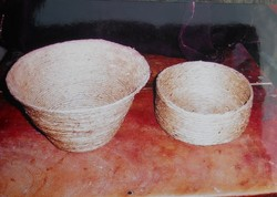 Jute Decorative Bowl