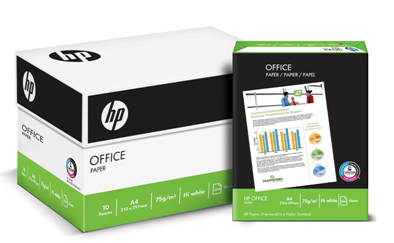HP OfficePaper 75 GSM - View Specifications & Details of