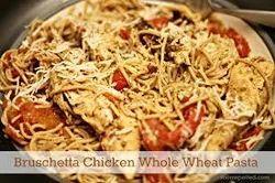 Chicken And Basilic Bruschetta