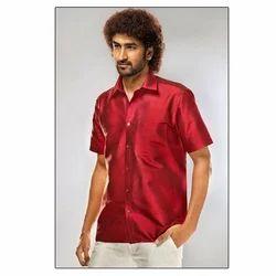 Ethnic Silk Shirt