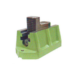 Taparia Bench Vice Face Plate Jaws, Base Type: Fixed